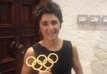820dbd86d894b Nuestra gran Barbara Riveros (Embajadora Subaru y New Balance) sigue  cosechando premios y distinciones y esta noche recibió del Comité Olímpico  de Chile el ...